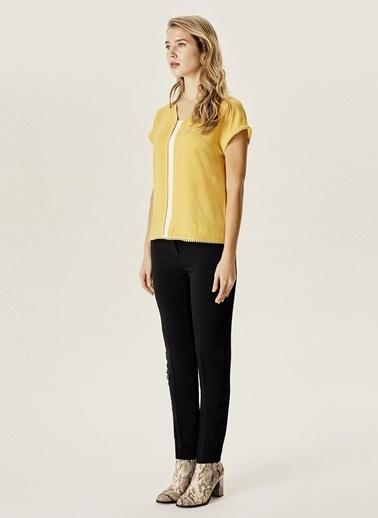NaraMaxx Bluz Sarı